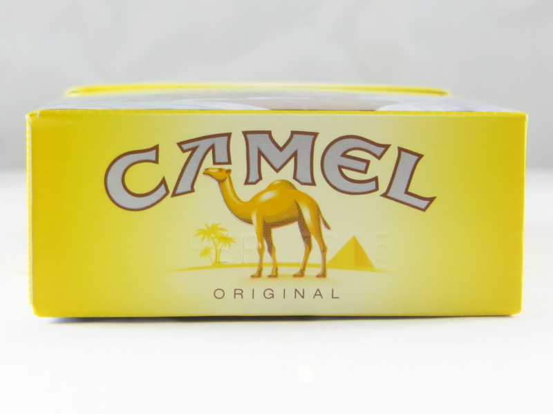 Camel Philippines W2 02 - TPackSS: Tobacco Pack Surveillance