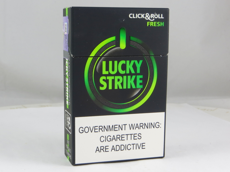 Lucky Strike Philippines W2 07 - TPackSS: Tobacco Pack