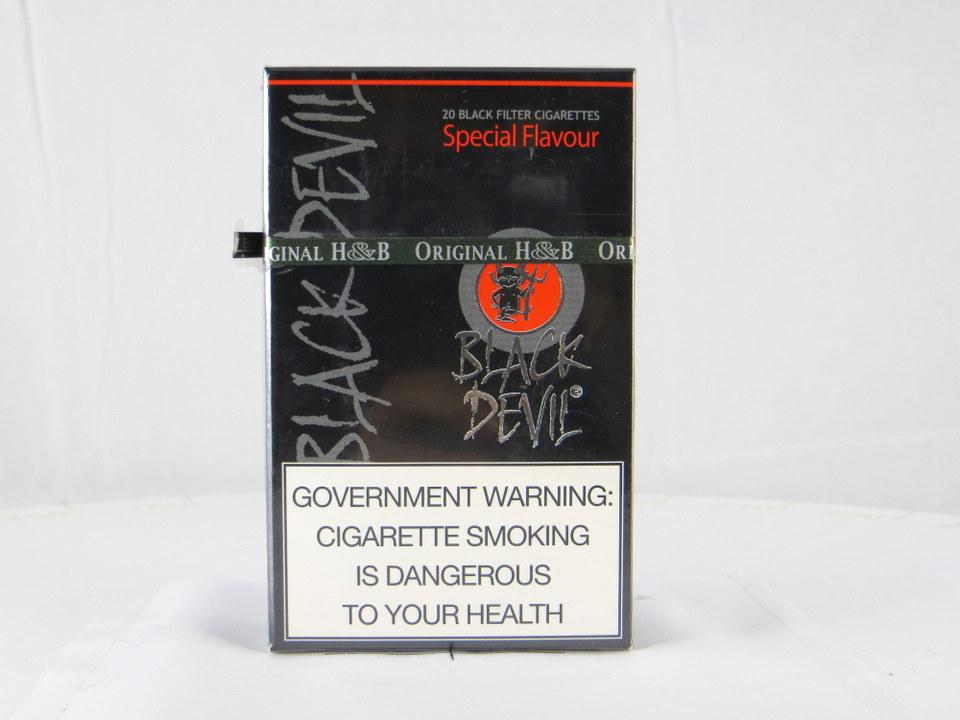 Black Devil Philippines W1 01 - TPackSS: Tobacco Pack